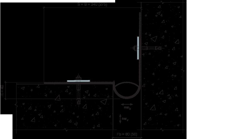 MANGRA 1550-400 Угол