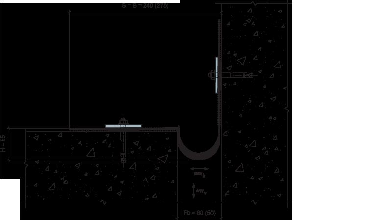 MANGRA 1560-400 Угол