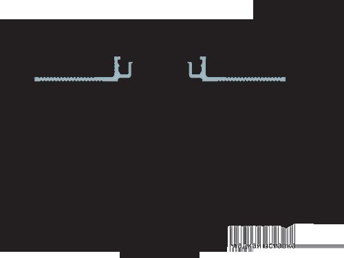 MANGRA 3320-050, h = 15 мм