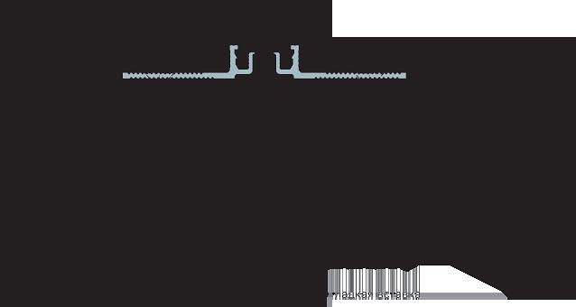MANGRA 4320-025, h = 15 мм