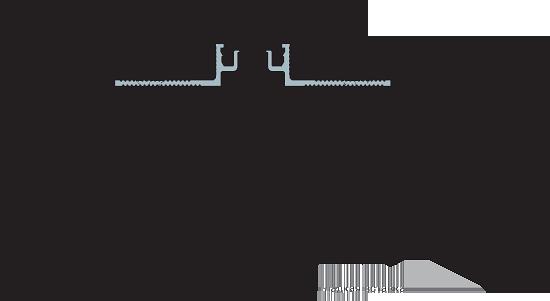 MANGRA 4320-030, h = 20 мм
