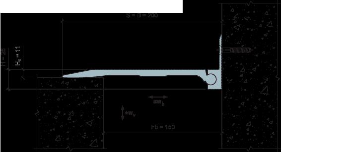MANGRA 5650-150 Угол