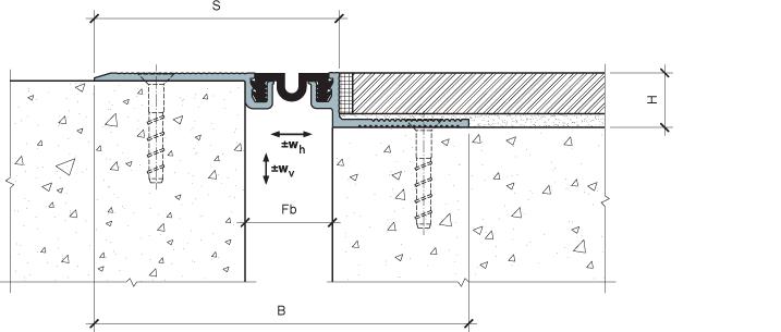 MANGRA 4310/4320-030, h = 20 мм